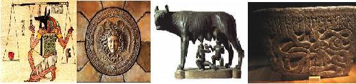 Art et Mythologies dans sujets art-et-mythologie