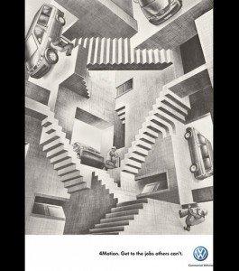 volkswagen-s-inspire-des-fameux-escaliers-de-escher-pour-sa-publicite_58604_w460-265x300 arts