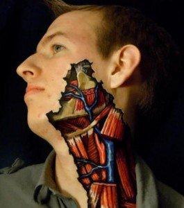 Body painting dans divers danny-quirk-depose-un-gel-liquide-en-latex-sur-ses-modeles-et-peint-par-dessus-pour-realiser-ce-body-painting_112703_w460-265x300