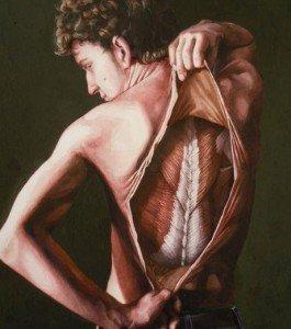 danny-quirk-un-homme-retirant-la-peau-de-son-dos-265x300 illusion