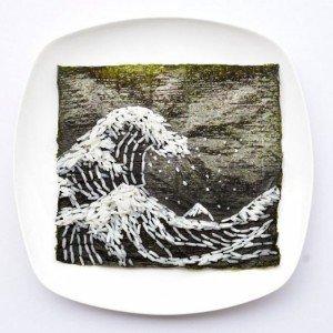 L'art? J'en mange.... dans divers hokusai-riz-300x300